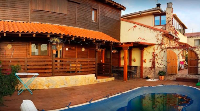 Casas rurales, hoteles rurales, sidrerías y restaurantes perfectos para comer los fines de semana en valtierra en la ribera de navarra, gastronomía de Navarra