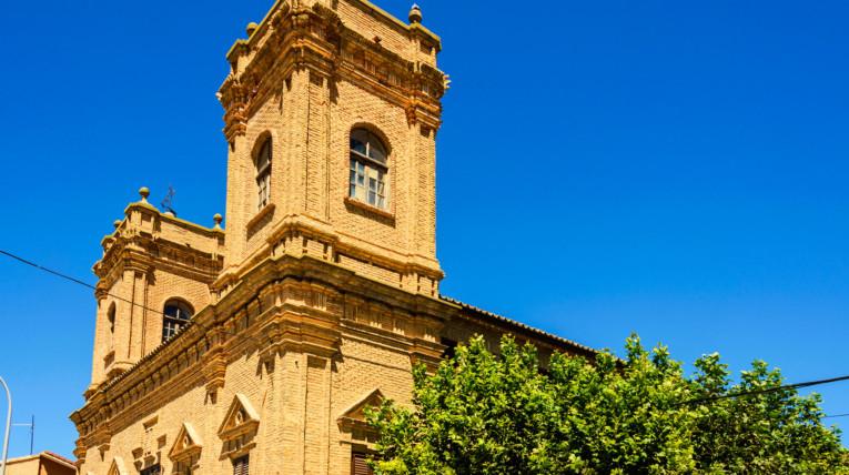 Palacio de los Gomara es uno de los palacios y castillos de Navarra turismo cultural y patrimonial en la zona media y ribera de Navarra