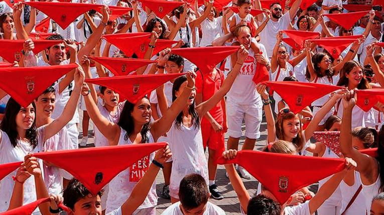 Ferias y fiestas patronales de Navarra en fiestas durante los meses de verano en Valtierra y la Ribera las mejores fiestas