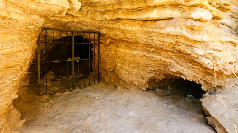 Valtierra navarra turismo rural de fin de semana en familia visita a las bardenas y las cuevas turísticas turismo geológico en Navarra