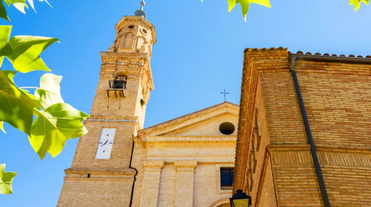 Rutas de turismo religioso y romerías en Navarra y ferias patronales en honor a santos en Navarra historia del reino de navarra en Valtierra