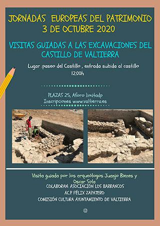 Las jornadas del patrimonio geológico de las cuevas, arte, cultura y música de Navarra en Valtierra, en la Ribera de Navarra